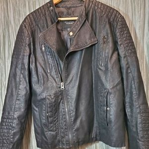 STRUCTURE Collection Mens Moto Jacke